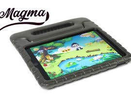 #111 for logo design rugged shockproof ipad case by Rabby00