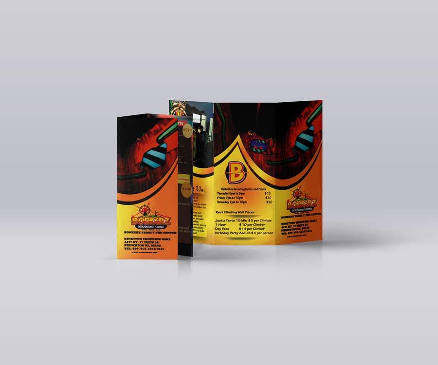 Konkurrenceindlæg #13 for Build a Tri Fold Brochure