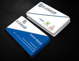 armanhp tarafından Elemeit business card & letterhead için no 159