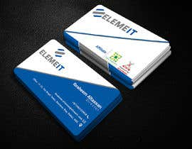 armanhp tarafından Elemeit business card & letterhead için no 160
