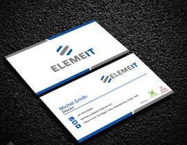 Nabila114 tarafından Elemeit business card & letterhead için no 10
