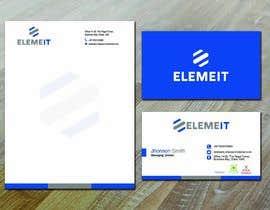 Nabila114 tarafından Elemeit business card & letterhead için no 126