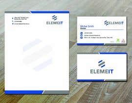 Nabila114 tarafından Elemeit business card & letterhead için no 161