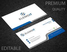 Propergraphic tarafından Elemeit business card & letterhead için no 139