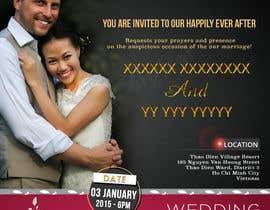 majasdigital tarafından Design an Email Wedding invitation için no 14