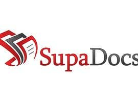 #384 for Logo Design for Supa Docs af soniadhariwal