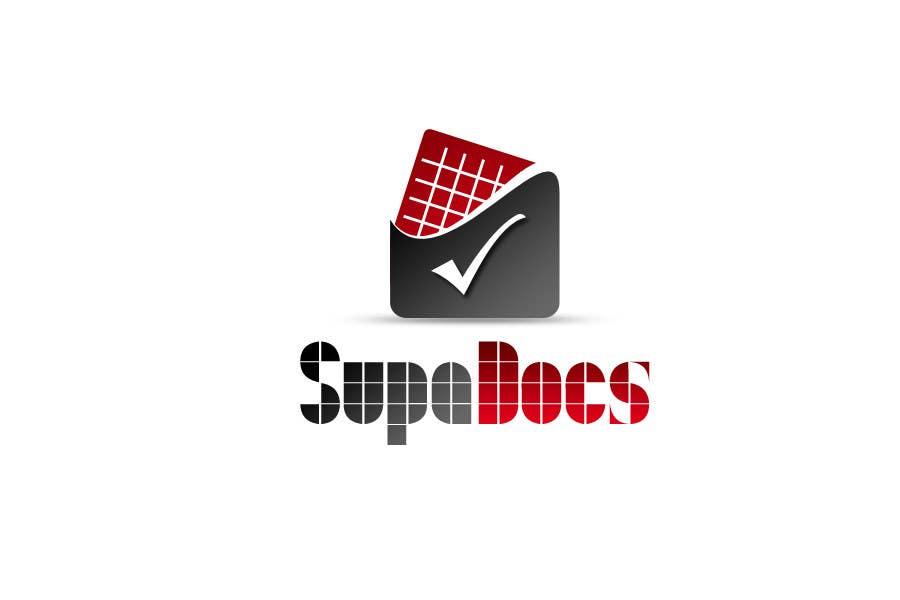 Inscrição nº 314 do Concurso para Logo Design for Supa Docs