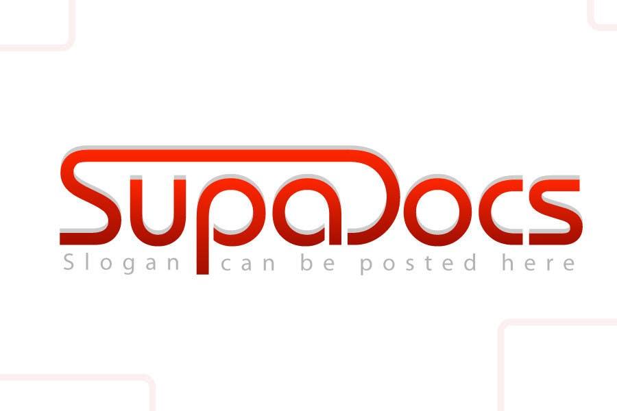 Inscrição nº 352 do Concurso para Logo Design for Supa Docs