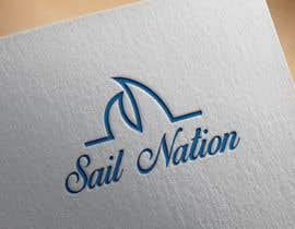#56 for Inspiring Logo for a Sailing Community (Sail Nation) by crystaldesign85
