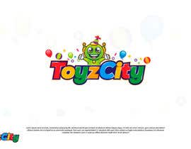 #160 for Professional logo design for Toyz City  (toyzcity.co.uk) by BarbaraRamirez