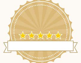 peraflorence tarafından Design a reviews badge için no 61