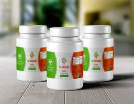 #7 cho Supplement Product Label Design - Be Immune bởi Jannattumpa01
