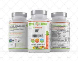 #2 cho Supplement Product Label Design - Be Immune bởi khuramsmd