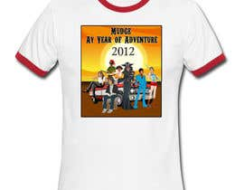 nº 37 pour T-shirt Design for Custom Promotional T-shirt Design par venug381