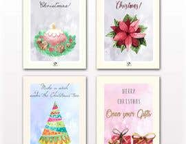 #20 for DEVELOP 8 MAGICAL AWESOME CHRISTMAS CARDS by adesign060208