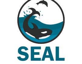 Ahmed01230 tarafından Killer Whale / Seal LOGO DESIGN için no 42
