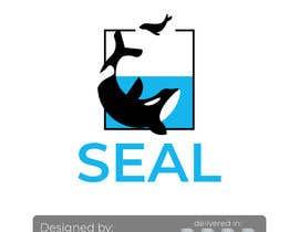 lindygjec tarafından Killer Whale / Seal LOGO DESIGN için no 8