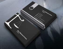 #222 for Design Business Cards for Lawyer by Mehedikhan007