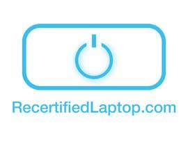 "#4 for Logo that says ""RecertifiedLaptop.com"" by powermm"