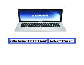 "#11 for Create Logo that says ""Asus Recertified Laptops"" by monirakhanam20"