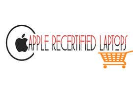 "#7 for Create a logo that says ""Apple Recertified Laptops"" by jawadelansari1"