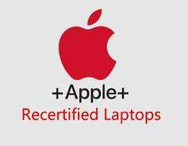 "#4 for Create a logo that says ""Apple Recertified Laptops"" by fayanali43"