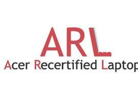 """#2 for Create a logo that says """"Acer Recertified Laptops"""" by jasastojimirovic"""