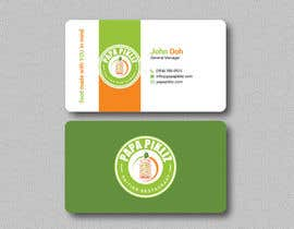 #83 for Papa Pikliz Business Cards af BikashBapon
