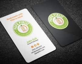#92 for Papa Pikliz Business Cards af BikashBapon