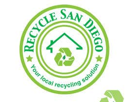 "#12 para A new logo design for ""Recycle San Diego"" por psycho119"