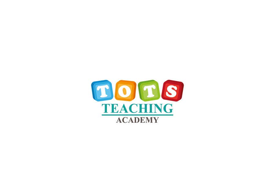 Contest Entry #240 for Tots Teaching Academy - Logo design