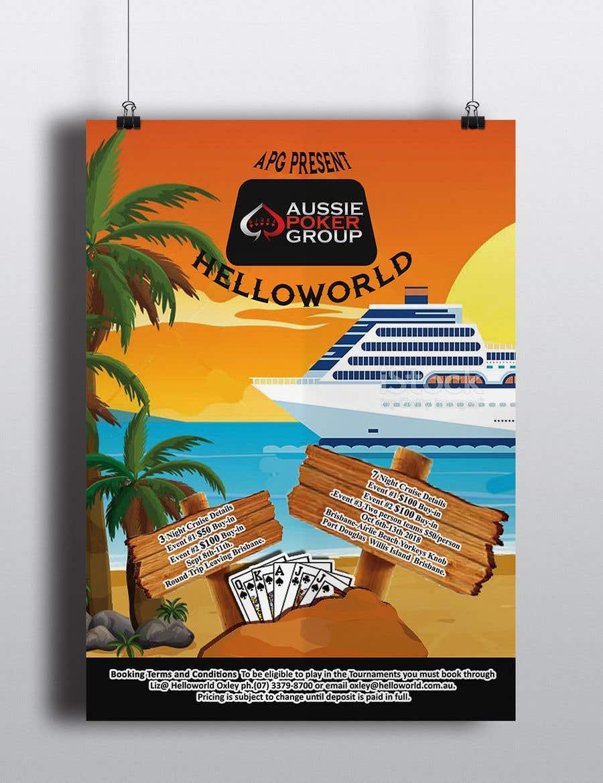 Bài tham dự cuộc thi #21 cho poker cruise