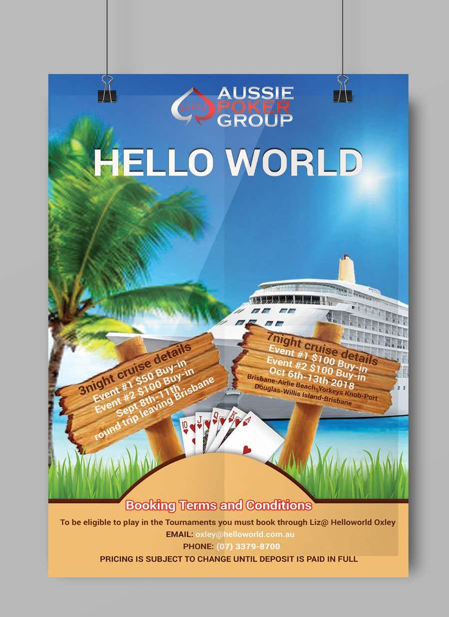 Bài tham dự cuộc thi #28 cho poker cruise