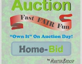 #32 para Graphic Design for Home-Bid by Hunter-Broker por Sankajayasinghe