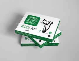 #19 for Design a package for eco-friendly pet waste bags - no amateurs please by uvarovkv