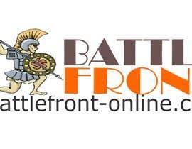 Arshad35 tarafından Design a Logo for Battlefront tube site için no 34