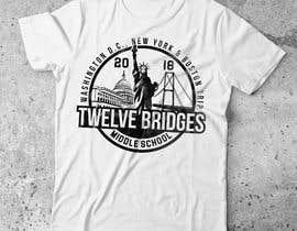 karlparan tarafından Design a t-shirt for Washington DC, New York & Boston Trip için no 53
