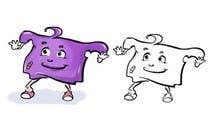 Proposition n° 29 du concours Graphic Design pour Small Purple Puppet takes over.