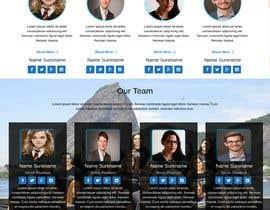Nro 25 kilpailuun One-page website käyttäjältä klerindtervoli2
