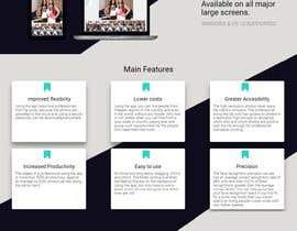 andreimarianWeb tarafından One-page website için no 20