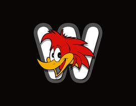 #6 untuk Re-Design a Logo for Woody's Tree Service - Infamous Woody Woodpecker oleh adsis