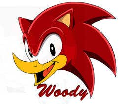 #4 untuk Re-Design a Logo for Woody's Tree Service - Infamous Woody Woodpecker oleh Riize