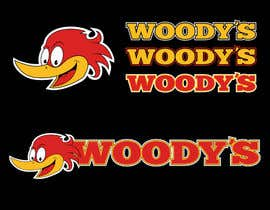#80 untuk Re-Design a Logo for Woody's Tree Service - Infamous Woody Woodpecker oleh SabreToothVision