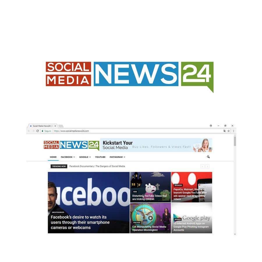 Entry #55 by imagencreativajp for Design a Logo for a site | Freelancer