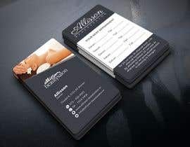 #99 for Design a Business Card for a beautysalon af Neamotullah