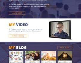 #6 for Design Responsive frontend webpage | AngularJs | 30 pages af gonalegen