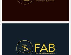 #257 for Design a symbol / logo for FAB coin by harleydesignz