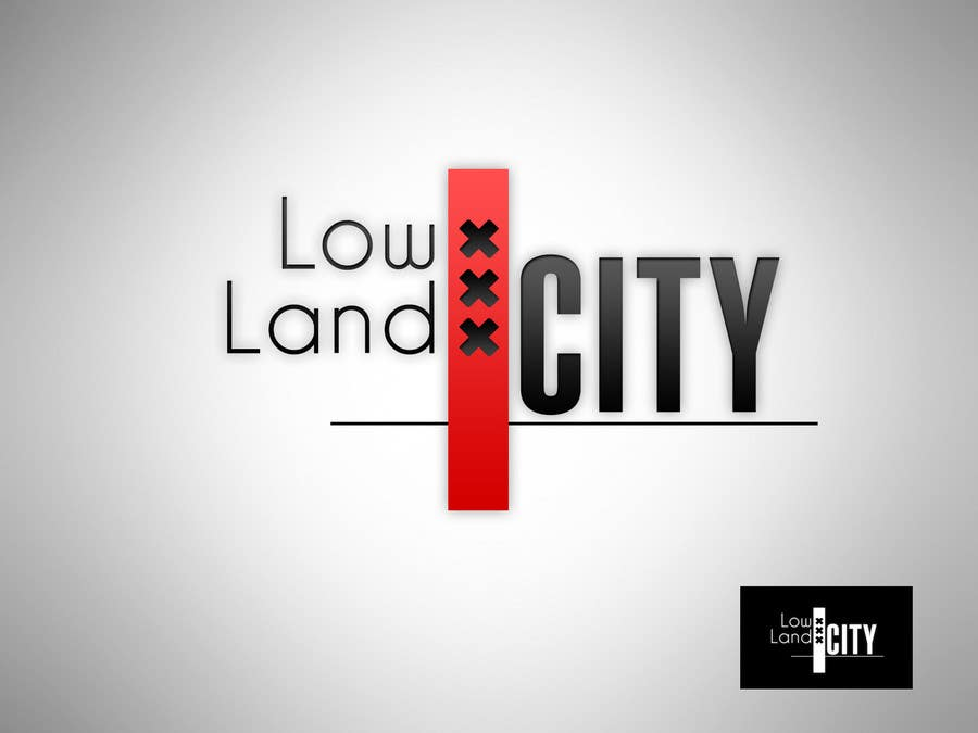 Contest Entry #29 for Graphic Design for Low Land City