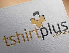 #41 untuk Design a Logo for tshirtplus.com.au oleh Sahir75