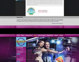 #30 for Website Design for Limousine Service Inc. af MishAMan